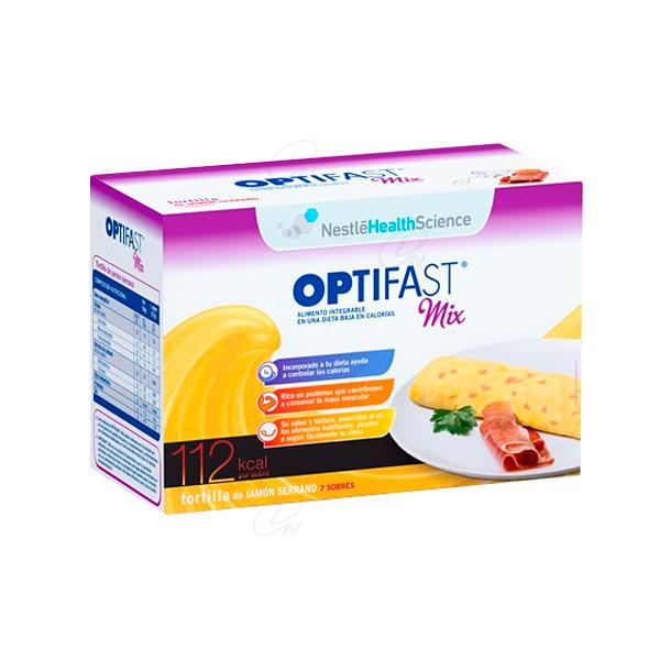 OPTIFAST MIX  TORTILLA