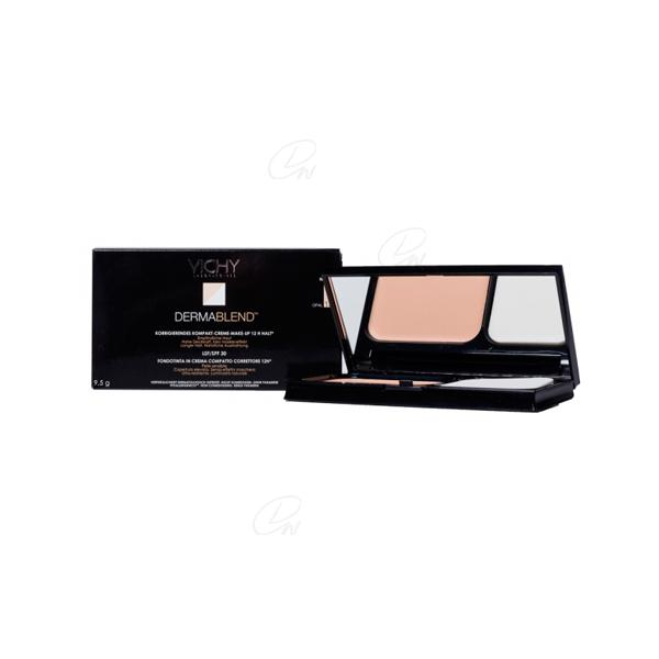 DERMABLEND FONDO DE MAQUILLAJE CORRECTOR COMPACT 16 H 45 GOLD