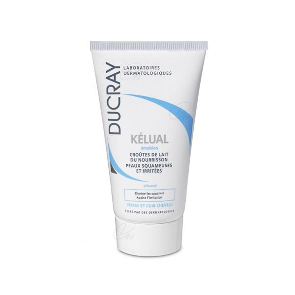 KELUAL EMULSION 50 ML DUCRAY